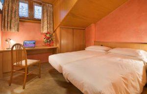 hotel centros livigno camera family mansarda