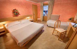 hotel centros livigno camera doppia letto aggiuntivo tripla
