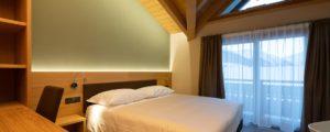 hotel centros camera panoramica