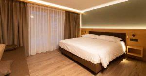 hotel centros camera matrimoniale