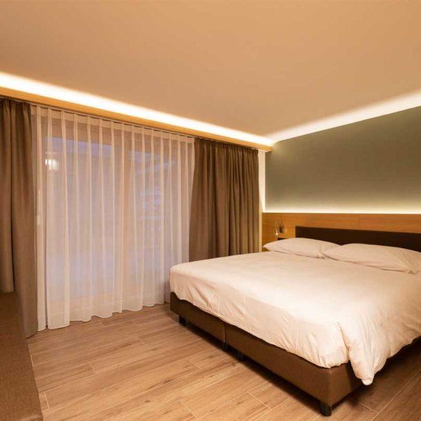 hotel centros livigno camera matrimoniale